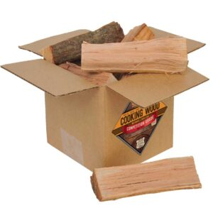 Pecan Mini Logs
